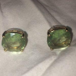 Kate Spade Turquoise Square Stud Earrings